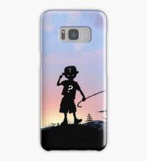 Riddler Kid Samsung Galaxy Case/Skin