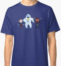 Yukon Bumble and Hermey Classic T-Shirt