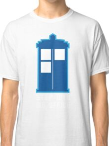 Step Into My Office Classic T-Shirt