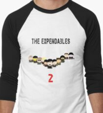 The Expendables 2 in South Park T-Shirt