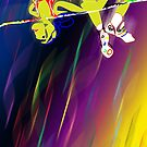 High Jumper by Daniel H Chui