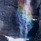 Rainbow Yosemite Falls by rakosnicek