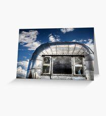 Airstream Greeting Card
