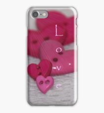 Love in Pink [iPhone - iPod Case] iPhone Case/Skin