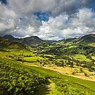 The Newlands Valley by Brian Kerr