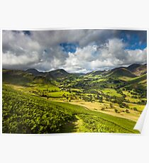 The Newlands Valley Poster