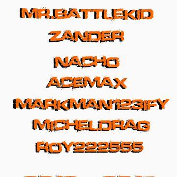 BATTLEKIDS by frank13716