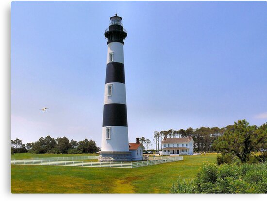 Bodie Island Lighthouse by RickDavis