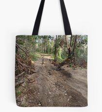 4WD ROUTE Tote Bag