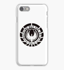 BSG - Nothing But The Rain iPhone Case/Skin
