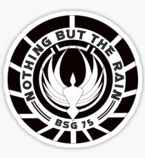 BSG - Nothing But The Rain Sticker