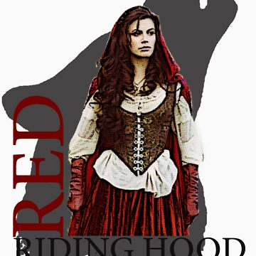 Red Riding Hood by sonataaway