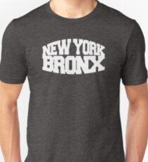 New York Bronx - white T-Shirt
