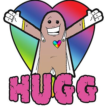 Hugg - Saving the world, one hug at a time. by YFIFF