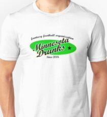 Minnesota Drunks Unisex T-Shirt