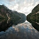 Princess Louisa Inlet by toby snelgrove  IPA