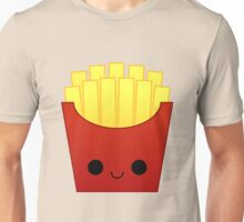 kawaii french fries Unisex T-Shirt