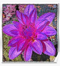 Floral Artistry Poster