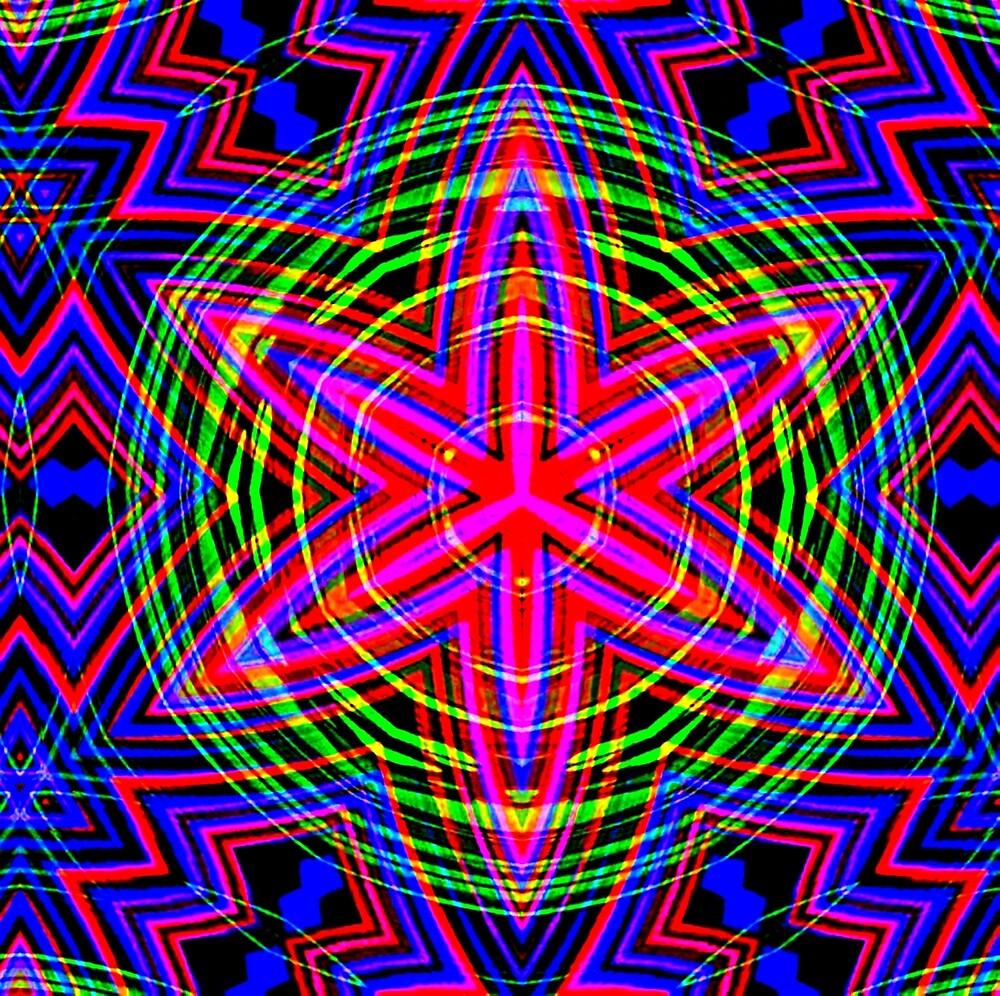 STARFLOWER by paulvolker