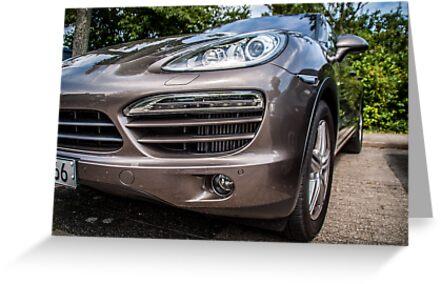 Porsche Cayenne by TrueLoveOne