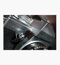 Praktica 35mm Photographic Print