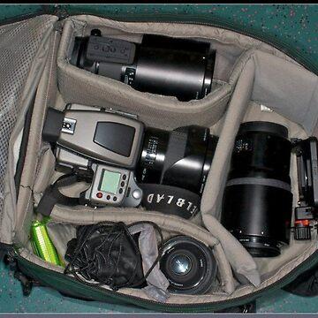 STOLEN Steve Parish's gear ... by RosalieDale