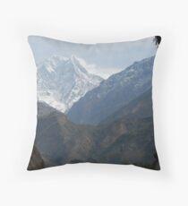 Nilgiri South Throw Pillow