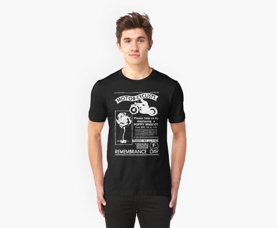 Motor-Cyclists by blackiguana