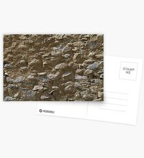 Rough stone wall (Karakul) Postcards