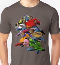 Fat Albert and the Gang Ready for battle Unisex T-Shirt