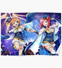Love Live! School Idol Project - μ's Constellation Poster