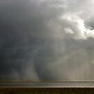 Storm across the bay by mikebov