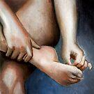 Hand and Foot by Kostas Koutsoukanidis
