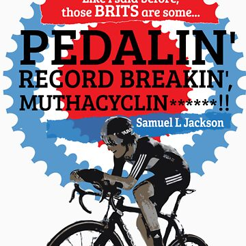 British Olympic cycling Samual Jackson Quote by mateyboy