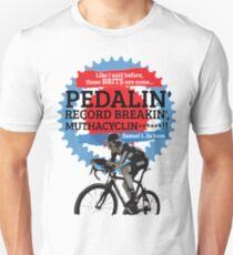 British Olympic cycling Samual Jackson Quote Unisex T-Shirt