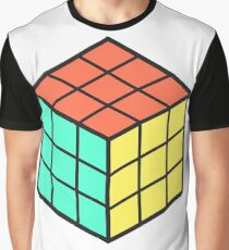 Cube Graphic T-Shirt