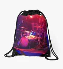 The Birthday Massacre Stage Drawstring Bag
