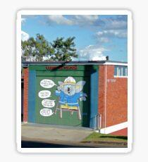 Kilcoy Fire Station Sticker