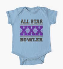 XXX Bowler Bowling T-Shirt Kids Clothes