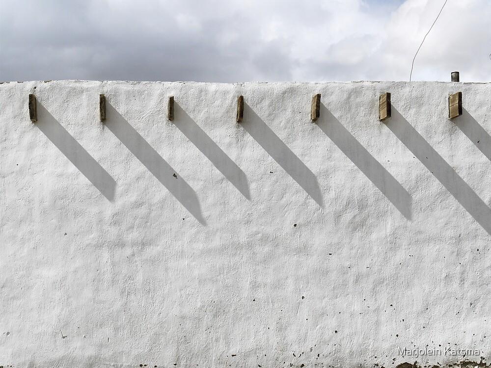 Wall shadows (Karakul) by Marjolein Katsma