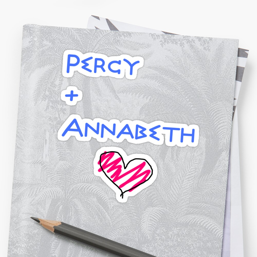 Percy+Annabeth Shirt by Quickysilver