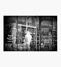 Old Sweet Shop Photographic Print