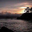 Mendocino Sunset by ZenCowboy