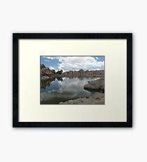 Prescott, Arizona Framed Print