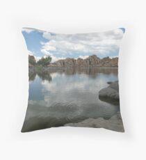 Prescott, Arizona Throw Pillow