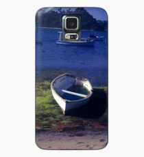 Boats on a lake Case/Skin for Samsung Galaxy