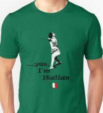 National pride Slim Fit T-Shirt