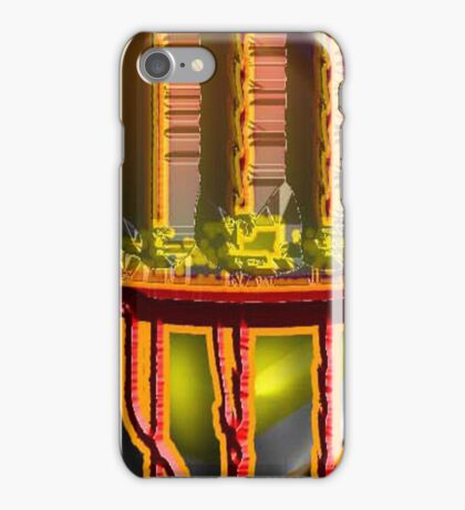 JAILHOUSE ROCK iPhone Case/Skin