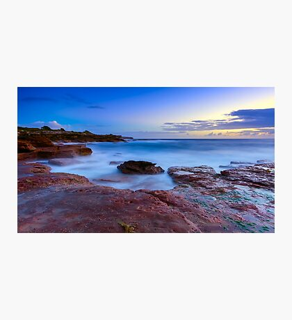 The Rocky Coast Photographic Print