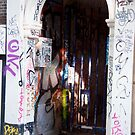 Graffiti Archway by phil decocco